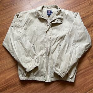 Vintage tan Ralph Lauren Harrington jacket